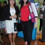 Mirna Maldonado y Deborah Franco. Revista Protocolo Copyright©