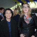 Rommanee Kananurak, embajadora de Tailandia, y Alena Gazurova, embajadora de Eslovaquia. Revista Protocolo Copyright©