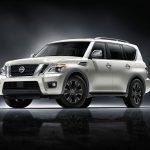 """Nissan Armada 2017, la """"SUV del Anio"""" en Estados Unidos"""