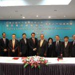 Taiwán y México firman memorándum para comercio bilateral