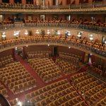 Reconocen el 114 aniversario del Teatro Juárez con una Luna