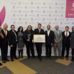 Tecnológico de Monterrey reconoce a Bridgestone México