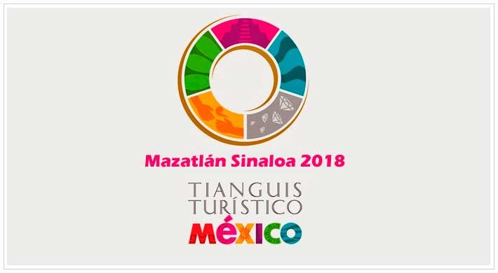 Resultado de imagen para logo del tianguis turistico 2018