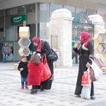 Musulmanas e hijos