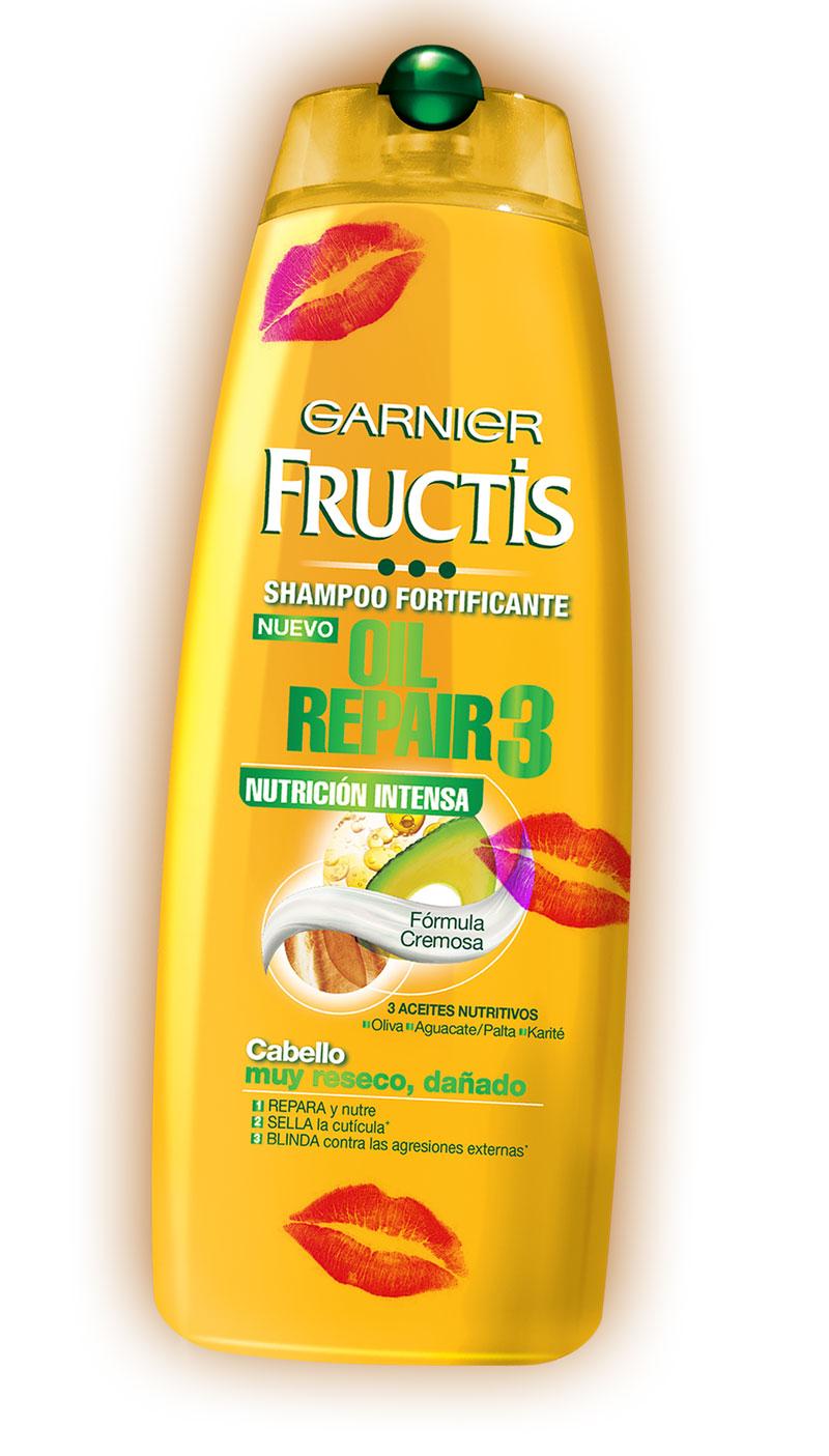 Garnier regala 4 kits de champú y acondicionador a las lectoras de Protocolo