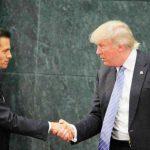 México desmiente: no felicitó a Trump por su política migratoria