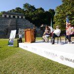 INAH y EEUU presentan proyecto para preservar la Tumba de Pakal