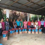 Tupperware dona fondos a comunidades afectadas por desastres naturales