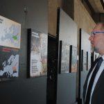 Iván Pál Medveczky, embajador de Ucrania, acudió a la exposición. Revista Protocolo Copyright©