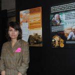 Olga Shuplova, representante de la comunidad ucraniana radicada en México. Revista Protocolo Copyright©