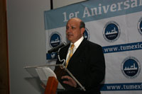 Jorge Negrete, presidente de la Fundación por el Rescate y Recuperación del Paisaje Urbano