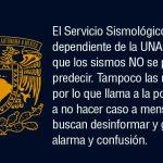 Pide UNAM no crear más caos del que ya hay