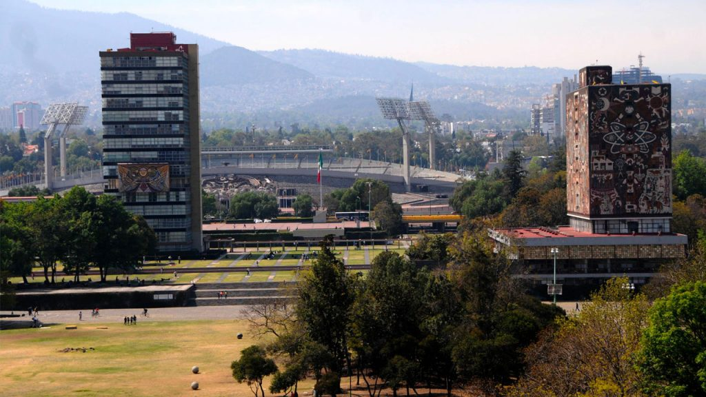 La UNAM, entre las mejores universidades del mundo