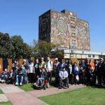 Estrena UNAM año y presupuesto para 2018