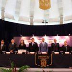 Universidad de Guanajuato y Embajada de EEUU promueven sistema acusatorio