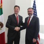 Luis Videgaray fortalece con Arizona lazos políticos y comerciales