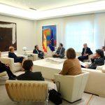 Se reúne canciller Videgaray con el presidente de España