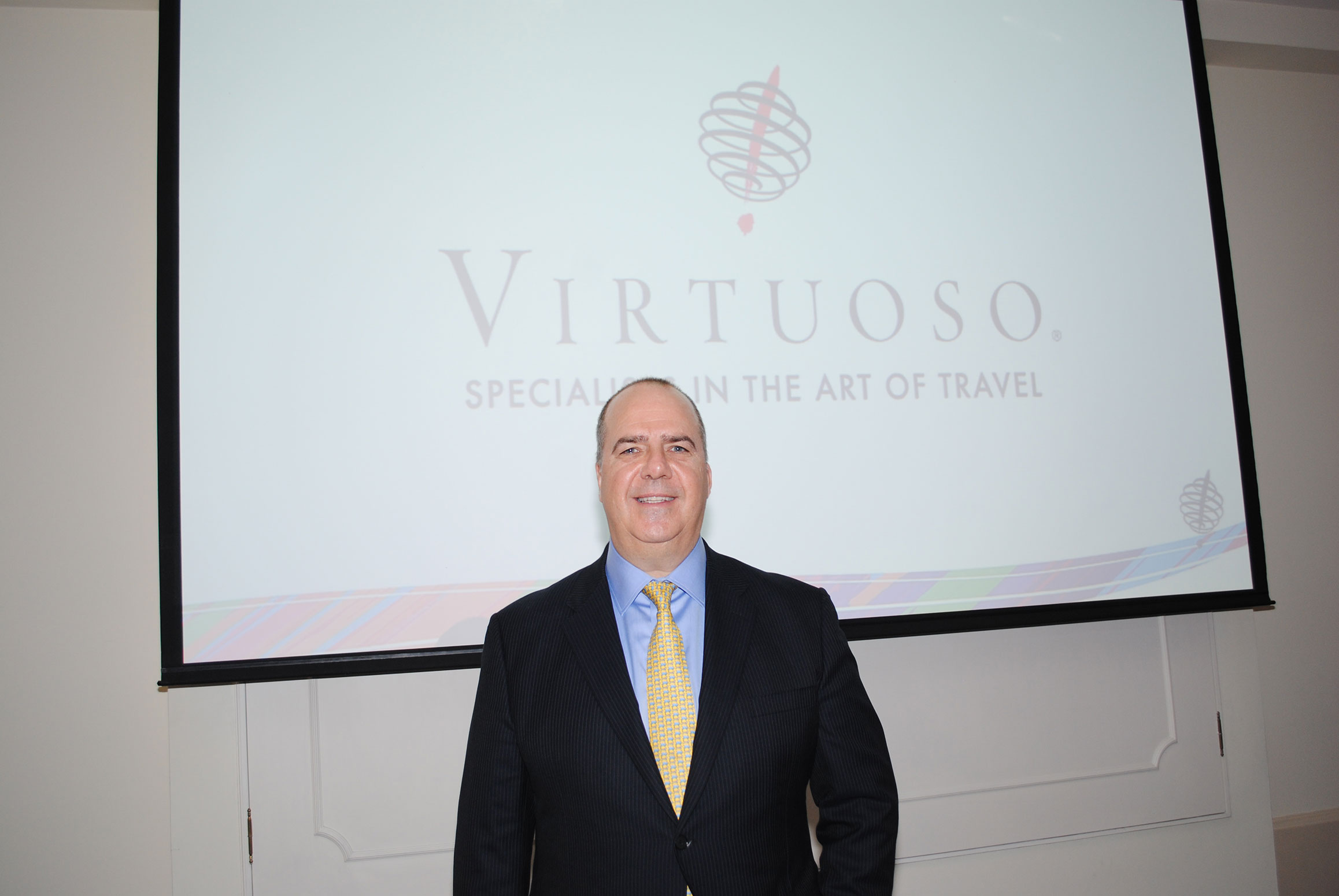 Matthew Upchurch, CEO de Virtuoso