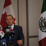 Visita México el ministro de Economía canadiense