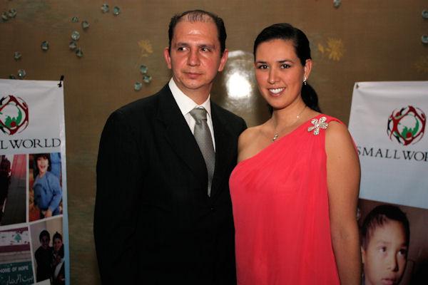 Arturo Franco y Paulina de Franco