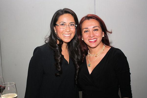 Úrsula Hernández y Miriam Galindo