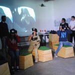 Usuarios de Punto México fueron los primeros en experimentar la realidad virtual con la tecnología Samsung. Revista Protocolo Copyright©