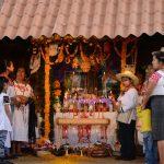 Museo de Antropología celebra Xantolo: Fiesta de difuntos de Yahualica