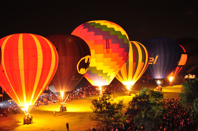 Resultado de imagen para festival de globo aerostatico