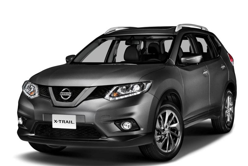 Nissan X Trail Nombrado Veh 237 Culo Del A 241 O En China