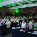 Quinientas líderes del canal de ventas de Yves Rocher acudieron al evento. Revista Protocolo Copyright©