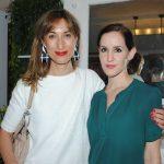 Christine Delfaut, directora internacional de comunicación de Yves Rocher, y Verónica Ávila. Revista Protocolo Copyright©
